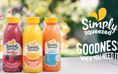 Simply Squeezed (Frucor Suntory)