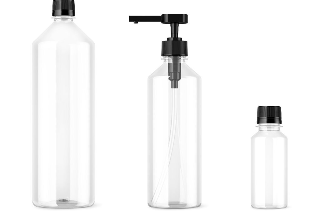Hand Sanitiser Bottles – Fighting COVID19
